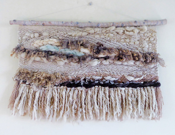 free form weaving  Introduction to Freeform Tapestry Weaving - Vermont Sheep ...
